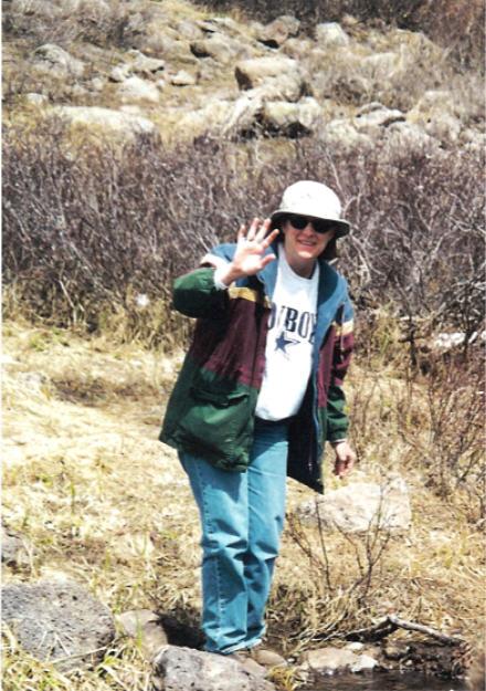 My Colorado Sister, Debra