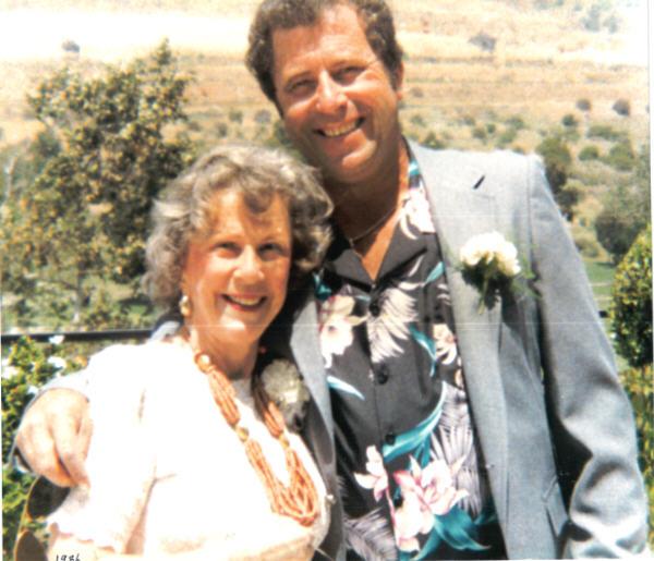 Grandma Adeline Carr with Son, MauiDadKimo
