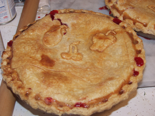 Shana's Fruit Pies (Thanksgiving 2001)